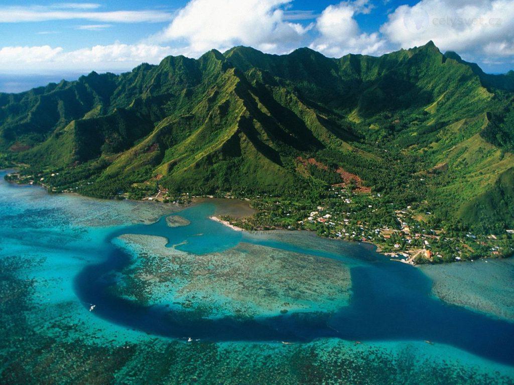 Яркая Французская Полинезия